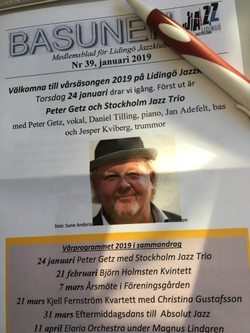 Basunens medlemsblad 2019